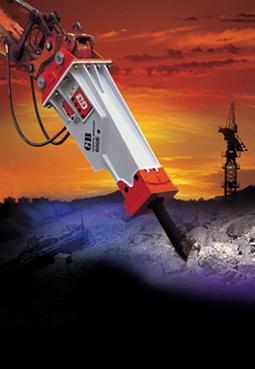GB Hydraulic Hammer  Made in Korea