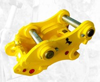 Hydraulic QuickCoupler