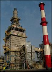 De-Sox system for Cogeneration Plant  Made in Korea