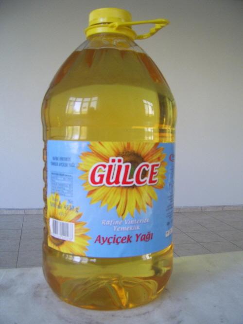 Sunflower Oil 5Lite  Made in Korea