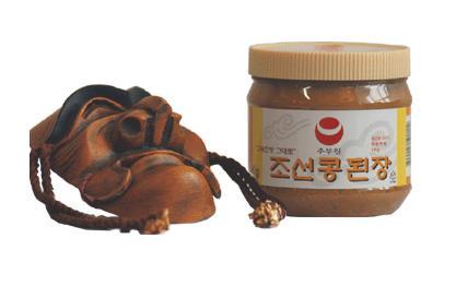 Joseon bean soybean paste 1 kg  Made in Korea