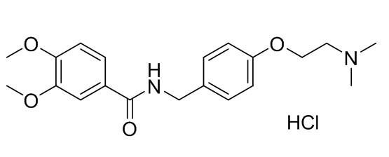 Raw material/ Itopride hydrochloride
