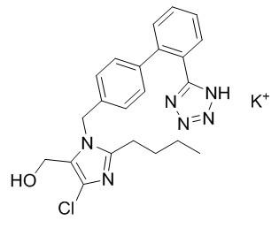 Raw material/ Losartan potassium