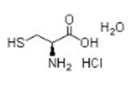 Raw material/ L-Cysteine monohydrochloride monohydrate