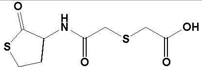 Raw material/ Erdosteine