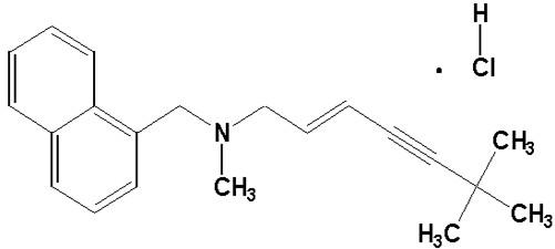 Raw material/ Terbinafine hydrochloride