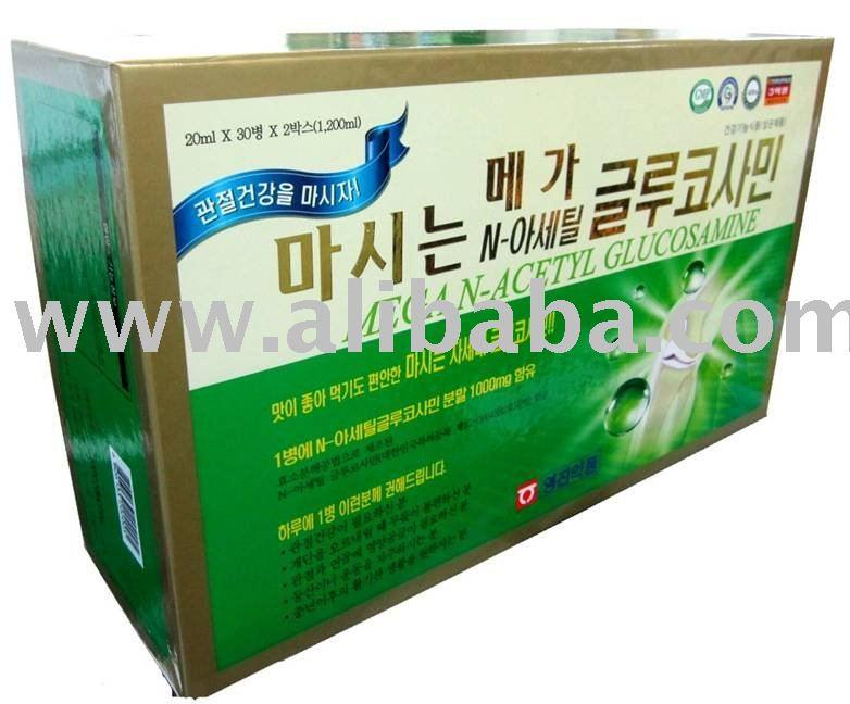 MEGA N-ACETYL GLUCOSAMINE  Made in Korea
