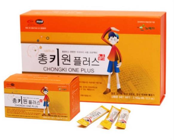 Bone Growth - Chongkione Plus  Made in Korea