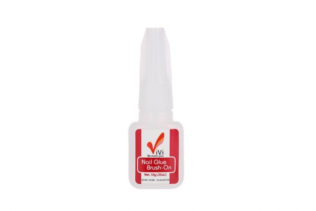 ViVi Nail Glue Brush-On 10g