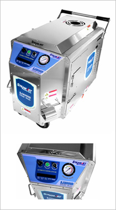 steam washer(Diesel)  Made in Korea