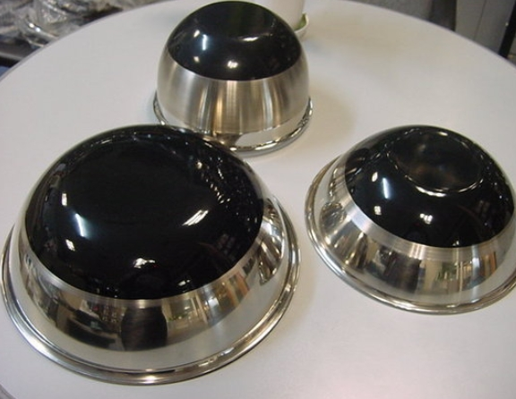 Stainless Steel Round Mixing  Made in Korea
