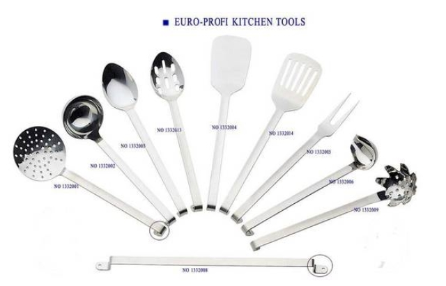 Stainless Steel Tool Set Skimmer Laddle