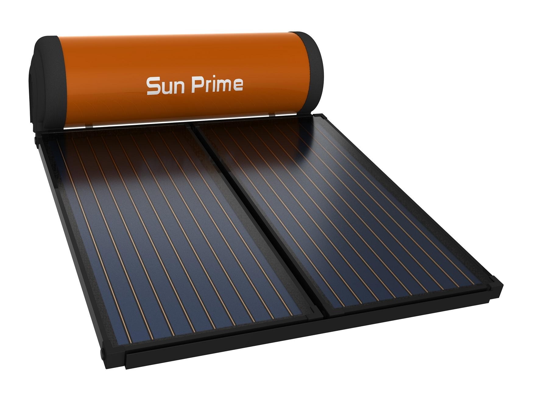 solar water heater indirect  Made in Korea