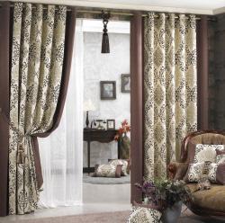 Baroque evelet curtain  Made in Korea