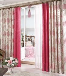 Carmilla jacquard curtain  Made in Korea