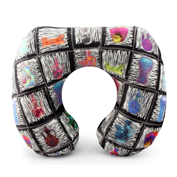 Inflatable/Air neck cushion /Pillows/ceramics  Made in Korea