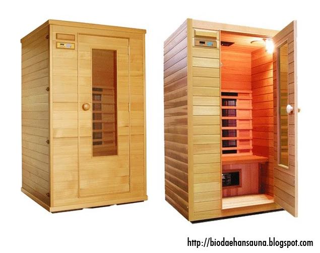 Infrared ray sauna  Made in Korea