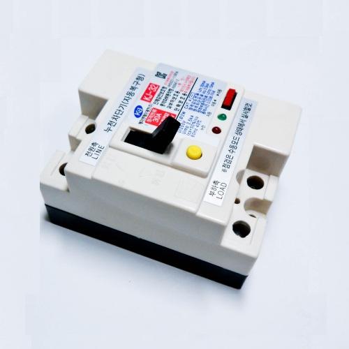 Automatic self-Reclosing Earth Leakage circuit Breaker  Made in Korea