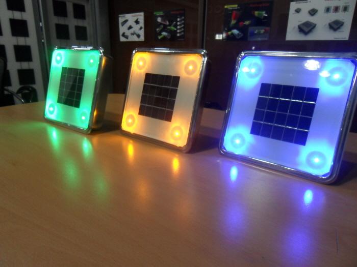 Solar Lighting Block  Made in Korea