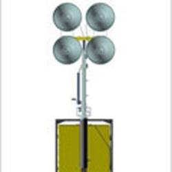 Portable Light Tower  Made in Korea
