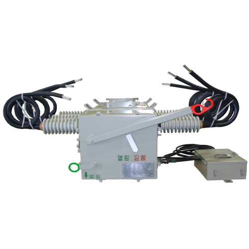 SF6 Gas Automatic Sectionalizer Switch  Made in Korea