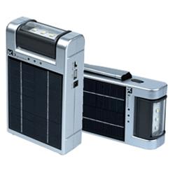 Solar powered portable LED Light / Lantern  Made in Korea