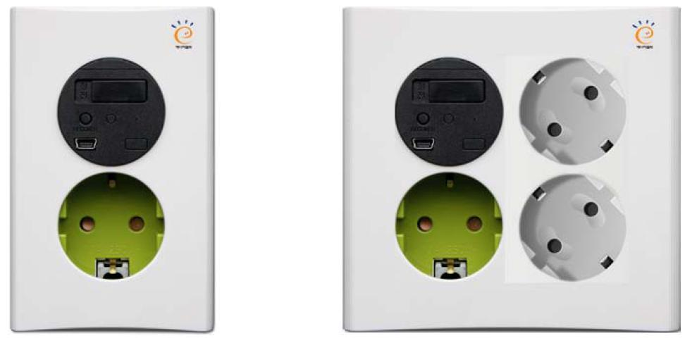 Standby power Blocking Receptacle