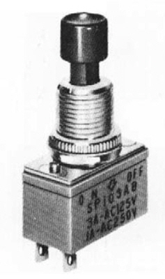 PUSH BUTTON SWITCHES  Made in Korea