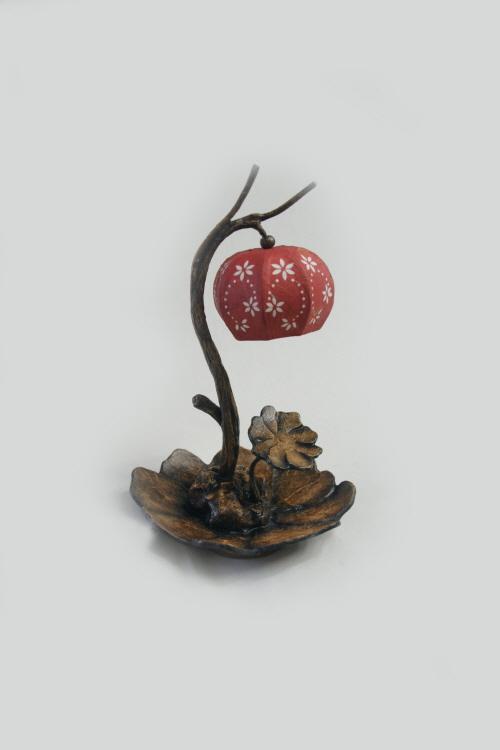 Lantern Halmikkoch1bong Hanjigong-ye  Made in Korea