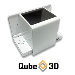Qube3D  Made in Korea