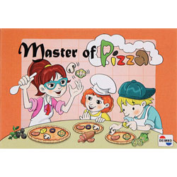 Master of Pizza  Made in Korea