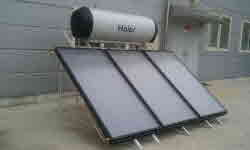 Solar Water Heater  Made in Korea