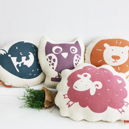 design cushion 4guy set Made in Korea