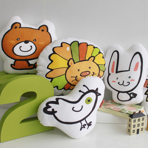 Design cushion Zoozoo guy set