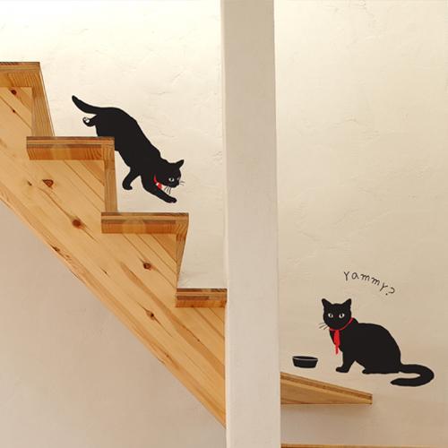 Black cat miru-A