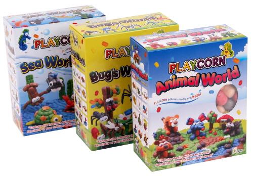 Fun Kits-Animal World, -Bug's World, -Sea World
