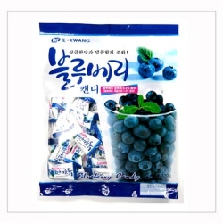 Blueberry Candy  Made in Korea