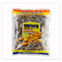 Peanuts Caramel  Made in Korea