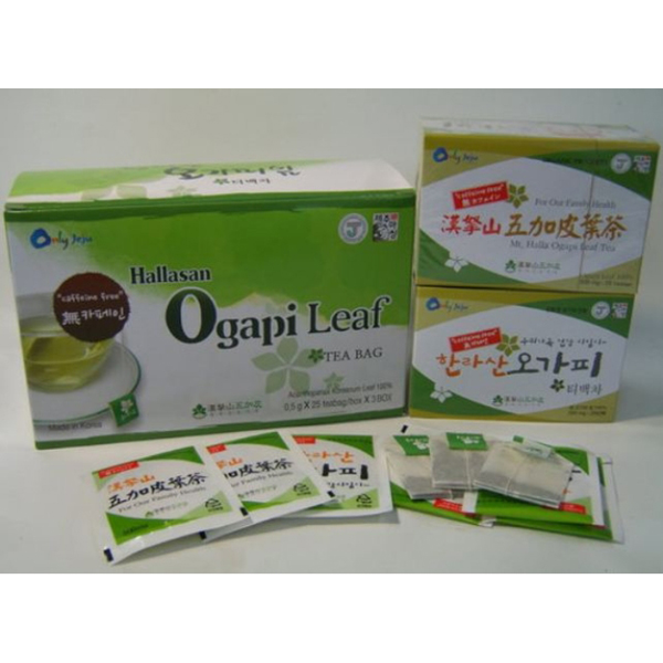 Acanthopanax Leaf Tea Bag/Tea Bag Sets(Leaft Tea Bag)  Made in Korea