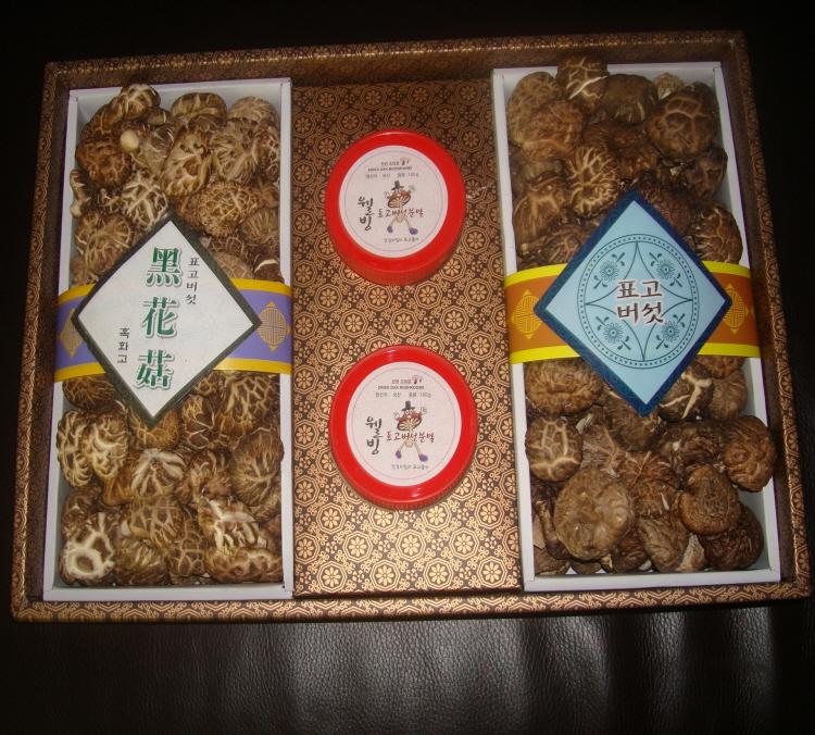 Mushroom set 300g(powder)  Made in Korea