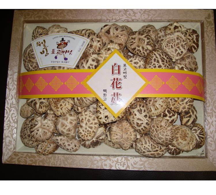 Shiitake mushroom 1(600g)  Made in Korea