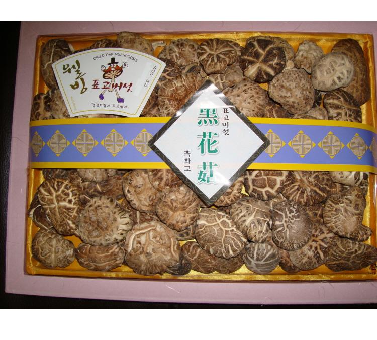 Shiitake mushroom 2 (500g)  Made in Korea