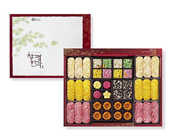 Korean Cookies Gift Set  Made in Korea