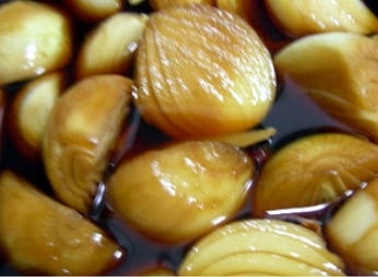 Pickled Onion  Made in Korea