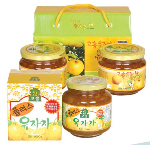 Citron Tea  Made in Korea