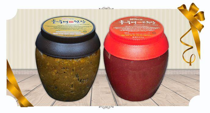 Deulfurae sauce  Made in Korea