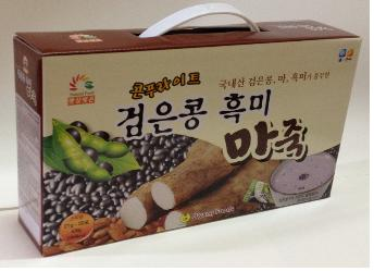 Cornflakes, Black Beans, Black Rice, Yam Gruel  Made in Korea