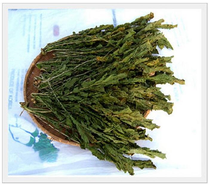 Radish Leaves(Vegetable)  Made in Korea