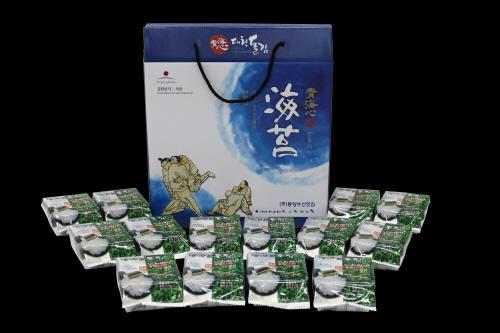 Deacheon Lunchbox laver  Made in Korea