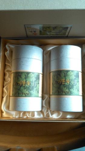 Sweet Wormwood Herb Tea  Made in Korea